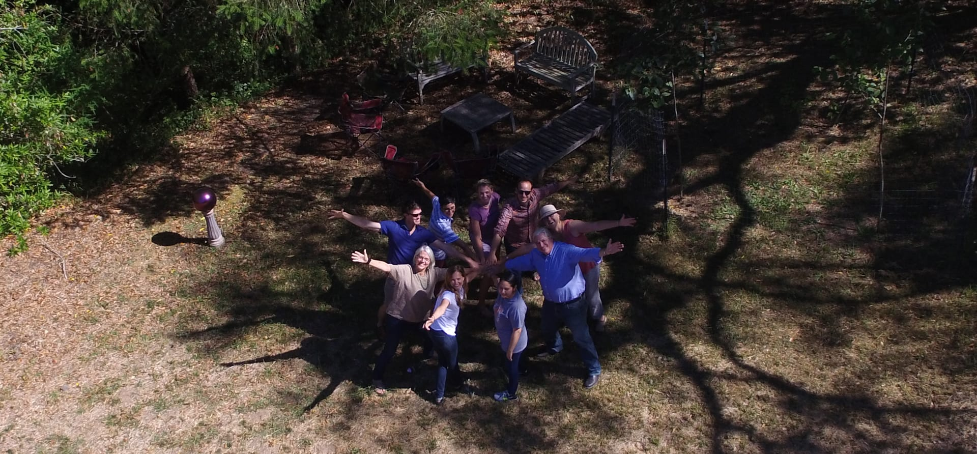 Holos Institute Interns Group photo